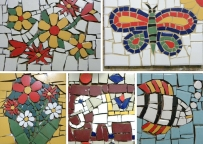 Dominar A Arte Do Mosaico Com Ceramicas E Porcelanas