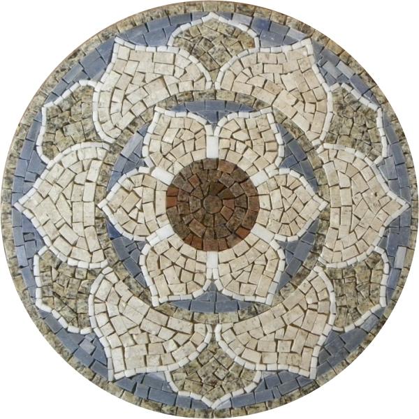 Mosaico tradu o e interpreta o das mandalas for Marmol significado
