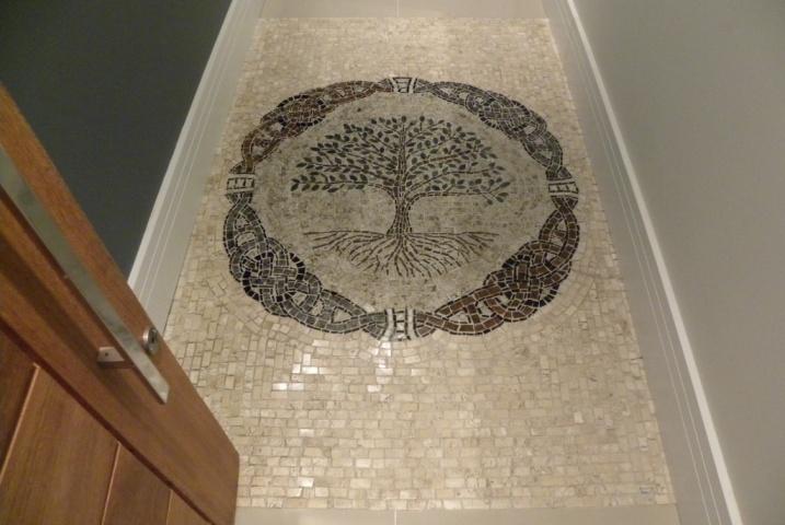 Mosaico pisos em mosaico for Mosaico para piso